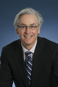 Portrait of Dr. Alastair Flint